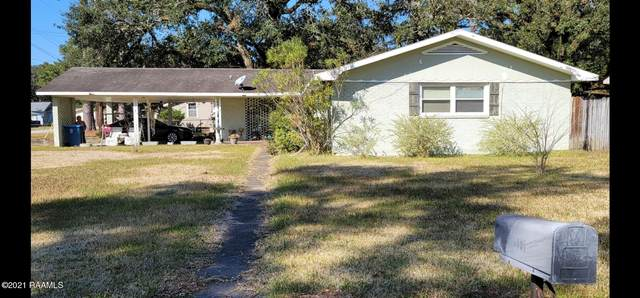 101 Washitta Road, Lafayette, LA 70501 (MLS #21000341) :: Keaty Real Estate