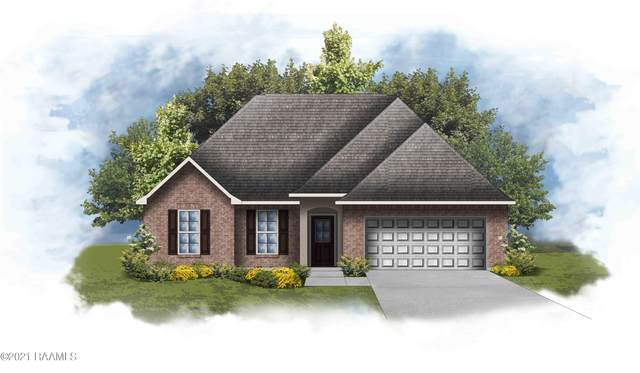 111 Gentle Crescent Lane, Lafayette, LA 70506 (MLS #21000342) :: Keaty Real Estate