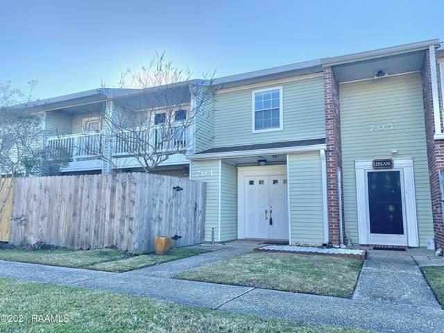 101 Wilbourn #704, Lafayette, LA 70506 (MLS #21000347) :: Keaty Real Estate