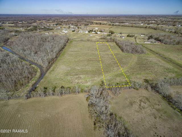 Tbd Main Hwy Tract 11A, Breaux Bridge, LA 70517 (MLS #21000350) :: Robbie Breaux & Team