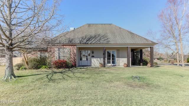 200 Gaslight Lane, Youngsville, LA 70592 (MLS #21000367) :: Keaty Real Estate