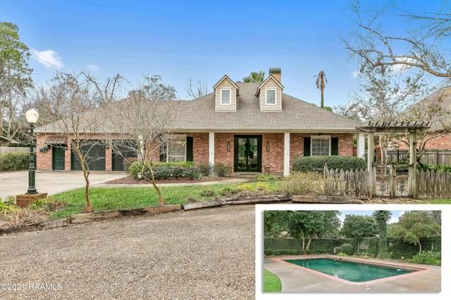 117 Deanna Drive, Lafayette, LA 70503 (MLS #21000378) :: Keaty Real Estate