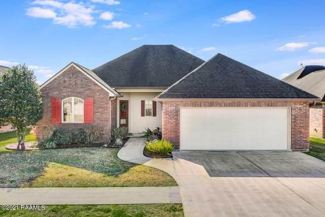103 Seabird Cove, Carencro, LA 70520 (MLS #21000395) :: Keaty Real Estate