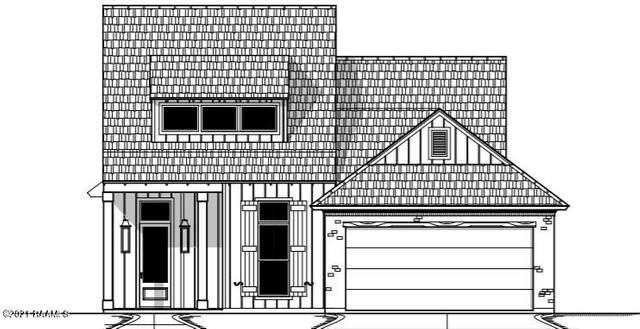 202 Windmill Palm Lane, Broussard, LA 70518 (MLS #21000399) :: Keaty Real Estate