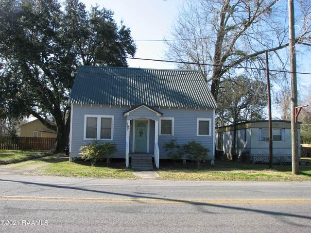 107 E Martin Luther King Drive, Grand Coteau, LA 70541 (MLS #21000405) :: Keaty Real Estate