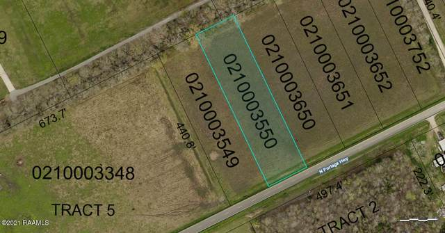Tbd N. Portage, Arnaudville, LA 70512 (MLS #21000422) :: Keaty Real Estate
