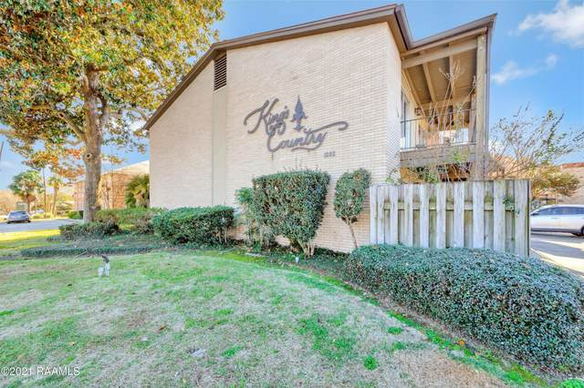 1008 S South College Road #101, Lafayette, LA 70503 (MLS #21000429) :: Keaty Real Estate