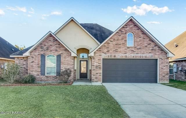411 Magnolia Knee Drive, Carencro, LA 70520 (MLS #21000431) :: Keaty Real Estate