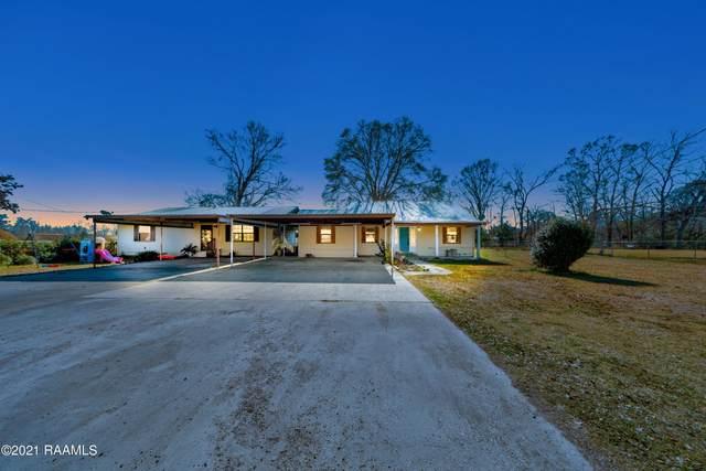 3343 Oscar Rivette Road, Leonville, LA 70551 (MLS #21000433) :: Keaty Real Estate