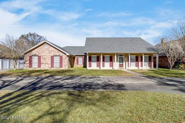 141 Sterling Drive, Crowley, LA 70526 (MLS #21000434) :: Keaty Real Estate