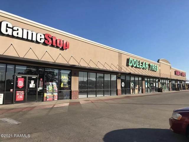 1609 U.S. Hwy 190 Ste.500, Eunice, LA 70535 (MLS #21000439) :: Keaty Real Estate