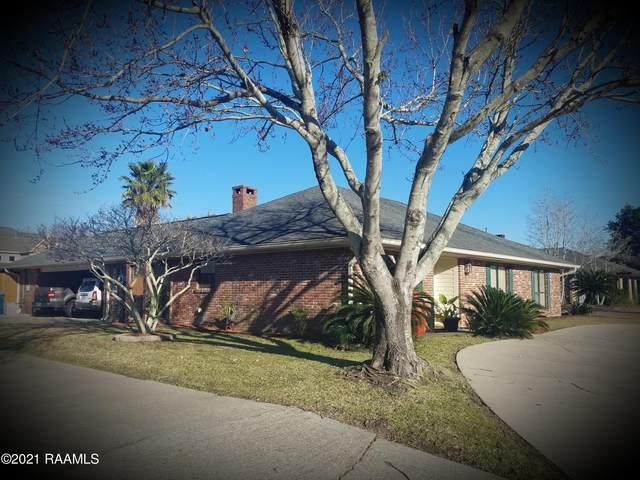 205 El Shaddai Drive, Lafayette, LA 70508 (MLS #21000441) :: Keaty Real Estate