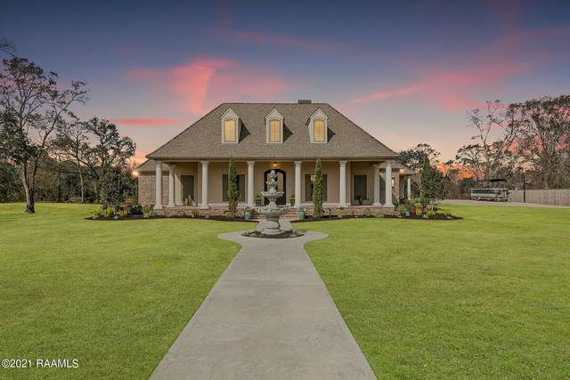 122 Cue Road, Lafayette, LA 70508 (MLS #21000450) :: Keaty Real Estate