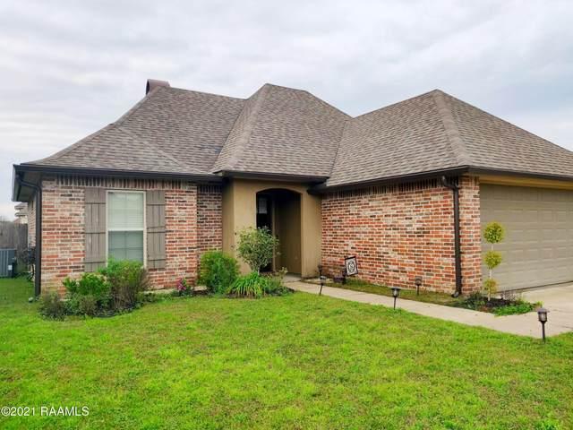 205 Brooks Passage Way, Lafayette, LA 70508 (MLS #21000457) :: Keaty Real Estate