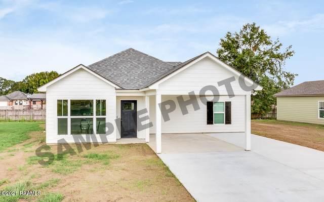 1051 Lillian Michel Drive, Breaux Bridge, LA 70517 (MLS #21000487) :: Keaty Real Estate