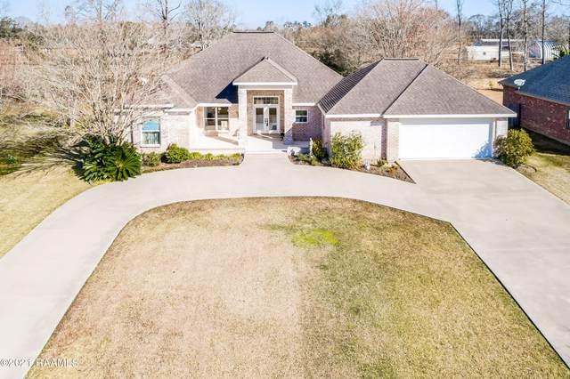 8838 Oak Creek Lane, Abbeville, LA 70510 (MLS #21000492) :: Keaty Real Estate
