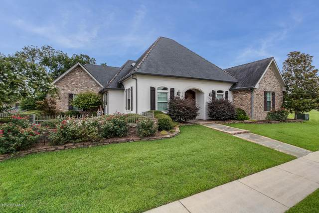 100 Balmoral Court, Lafayette, LA 70503 (MLS #21000498) :: Keaty Real Estate