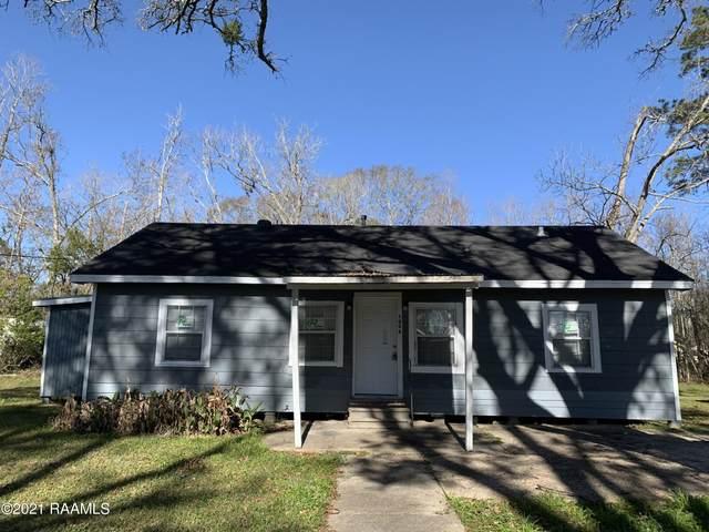 1006 W 10th Street, Crowley, LA 70526 (MLS #21000507) :: Keaty Real Estate
