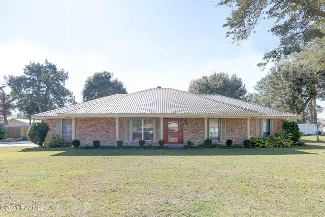 203 Francis Street, St. Martinville, LA 70582 (MLS #21000519) :: Keaty Real Estate