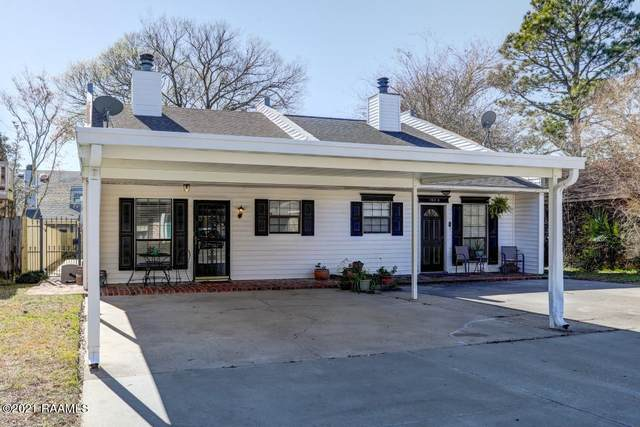 103a Longfellow Drive, Lafayette, LA 70503 (MLS #21000521) :: Keaty Real Estate
