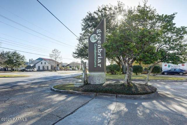 220 Doucet Road 149G, Lafayette, LA 70503 (MLS #21000542) :: Keaty Real Estate