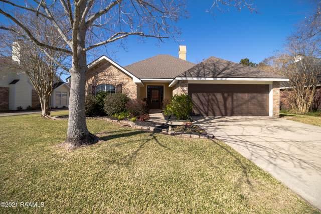 307 N Rushmore Lane, Youngsville, LA 70592 (MLS #21000557) :: Keaty Real Estate