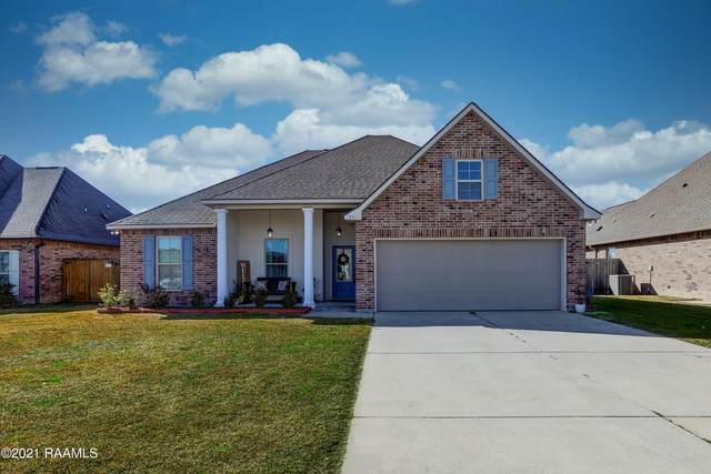 135 Village View Drive, Maurice, LA 70555 (MLS #21000558) :: Keaty Real Estate