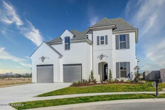 309 San Marcos Drive, Youngsville, LA 70592 (MLS #21000563) :: Keaty Real Estate