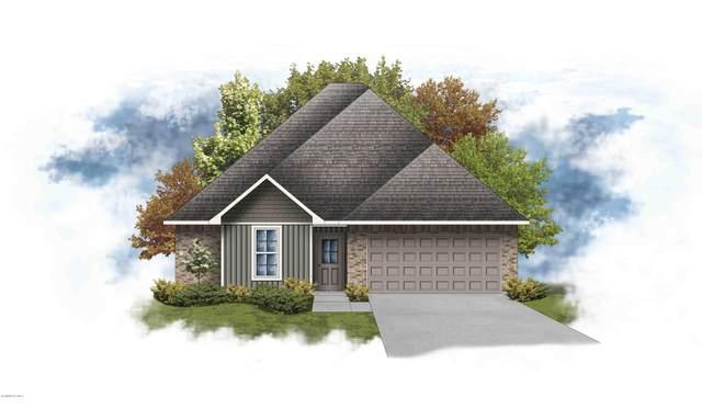 116 Gentle Crescent Lane, Lafayette, LA 70506 (MLS #21000572) :: Keaty Real Estate