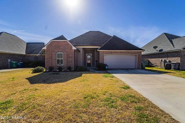 212 Tall Oaks Lane, Youngsville, LA 70592 (MLS #21000574) :: Keaty Real Estate