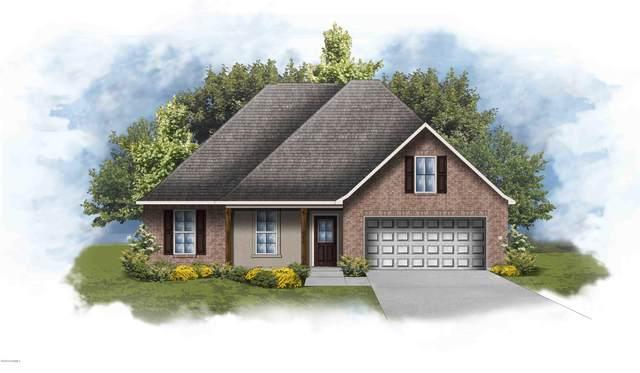 108 St. Fazzio Street, Youngsville, LA 70592 (MLS #21000578) :: Keaty Real Estate