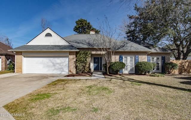142 Chantilly Circle, Lafayette, LA 70508 (MLS #21000579) :: Keaty Real Estate