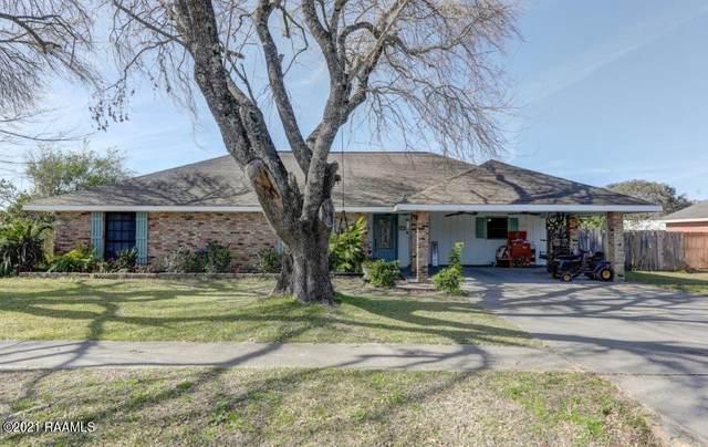 105 Caneview Drive, Broussard, LA 70518 (MLS #21000580) :: Keaty Real Estate