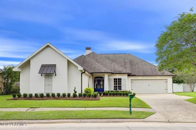 204 Troon Drive, Broussard, LA 70518 (MLS #21000590) :: Keaty Real Estate