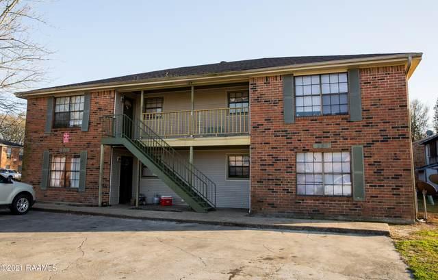 501 Sweetbriar Street, Lafayette, LA 70506 (MLS #21000603) :: Keaty Real Estate