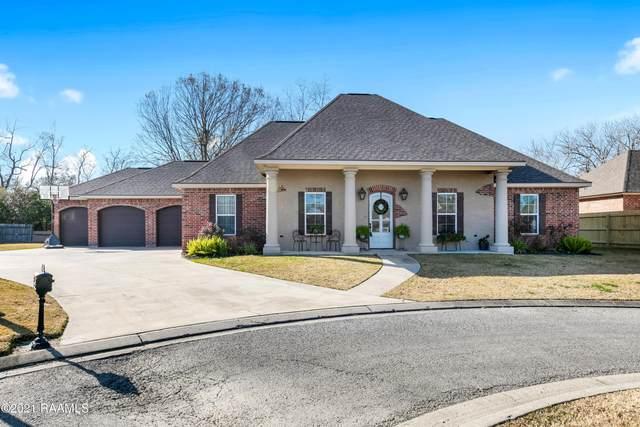 336 La Villa Circle, Youngsville, LA 70592 (MLS #21000606) :: Keaty Real Estate