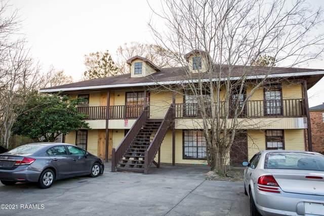 204 Larimer Street, Lafayette, LA 70506 (MLS #21000607) :: Keaty Real Estate