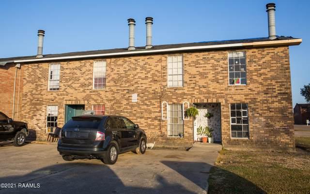 105 Windward Street, Lafayette, LA 70506 (MLS #21000608) :: Keaty Real Estate