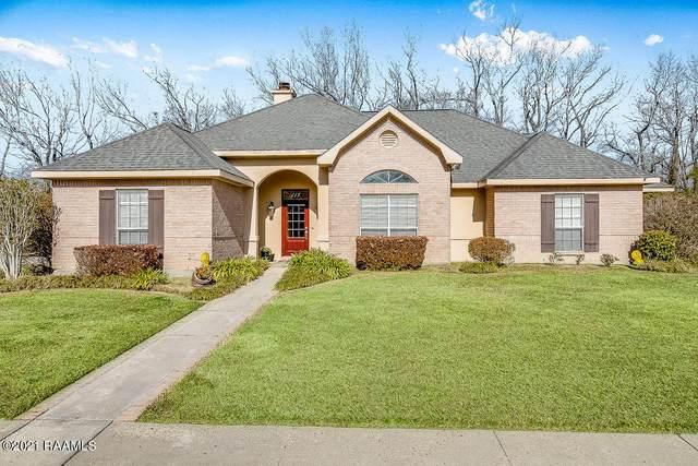 117 E Peck Boulevard, Lafayette, LA 70508 (MLS #21000613) :: Keaty Real Estate