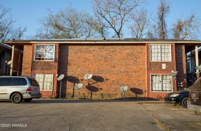 206 Marigny Circle, Duson, LA 70529 (MLS #21000619) :: Keaty Real Estate