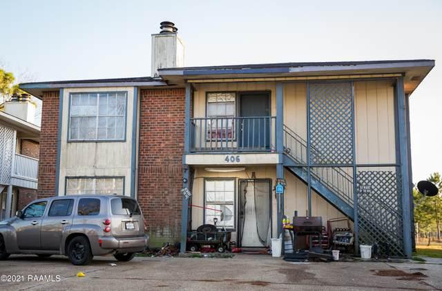 406 Marigny Circle, Duson, LA 70529 (MLS #21000625) :: Keaty Real Estate