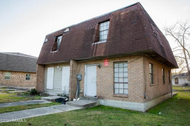 104 Barracks Street, Duson, LA 70529 (MLS #21000634) :: Keaty Real Estate