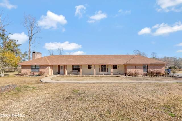 265 Choctaw Drive, Sunset, LA 70584 (MLS #21000642) :: Keaty Real Estate