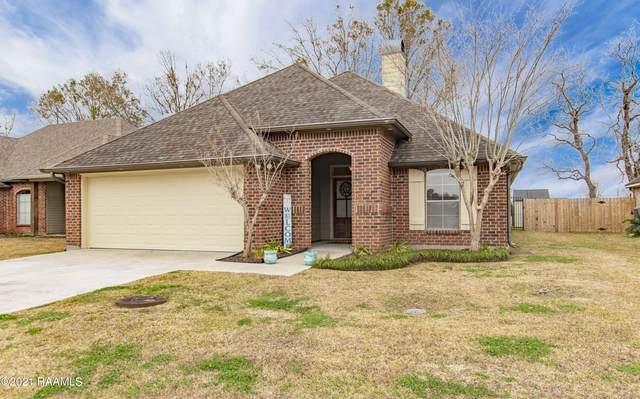124 Country Village, Youngsville, LA 70592 (MLS #21000647) :: Keaty Real Estate