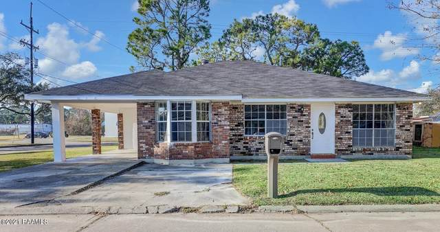 816 Francis Street, New Iberia, LA 70560 (MLS #21000669) :: Keaty Real Estate