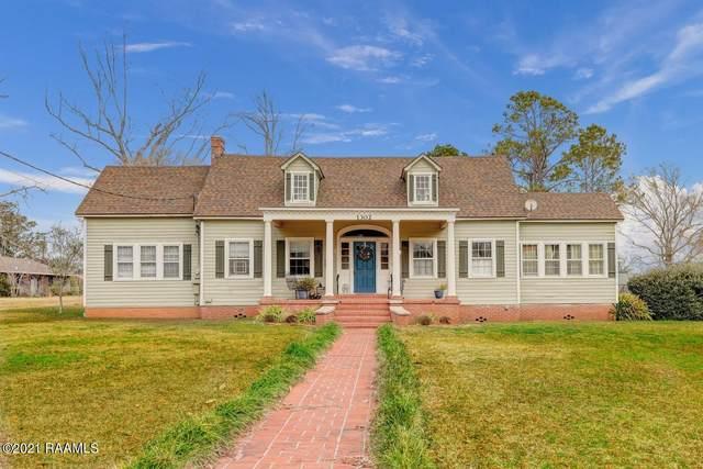 1302 W Port Street, Abbeville, LA 70510 (MLS #21000680) :: Keaty Real Estate