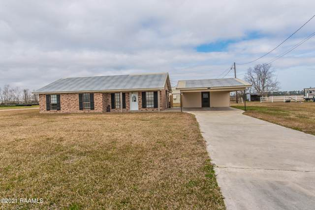 1295 Quarter Pole Road, Rayne, LA 70578 (MLS #21000687) :: Keaty Real Estate