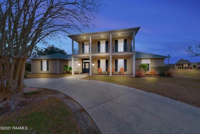 715 Mallard Cove, New Iberia, LA 70560 (MLS #21000705) :: Keaty Real Estate