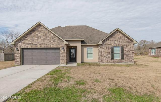 1155 Bridgetowne Lane, Breaux Bridge, LA 70517 (MLS #21000706) :: Keaty Real Estate