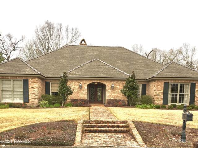 217 Lakeside Drive, Lafayette, LA 70508 (MLS #21000716) :: Keaty Real Estate